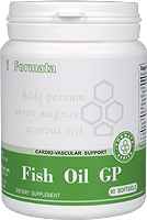 Омега 3 - Fish Oil GP (90) 880